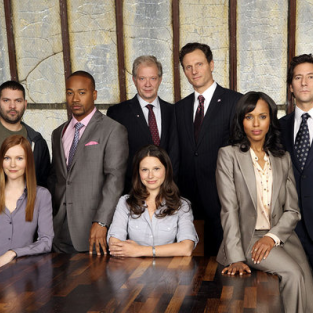Shonda Rhimes Casts Series of Favorites on Scandal