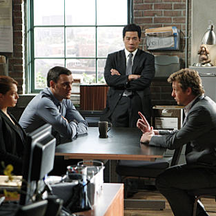 The Mentalist Review: Jane's Texas Twang