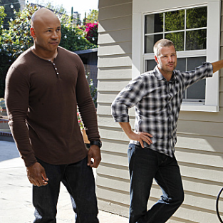 NCIS: Los Angeles Review: Callen vs. Gaddafi