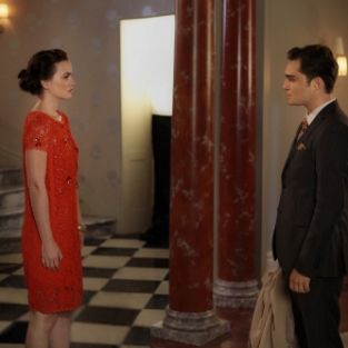 Gossip Girl Review: Chuck Bass, Out of Hell
