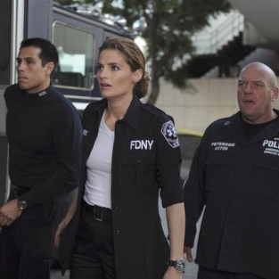 Castle Review: A Hostage Situation