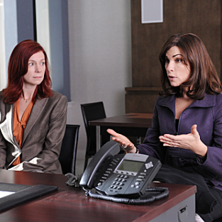 Carrie Preston Previews Return to The Good Wife