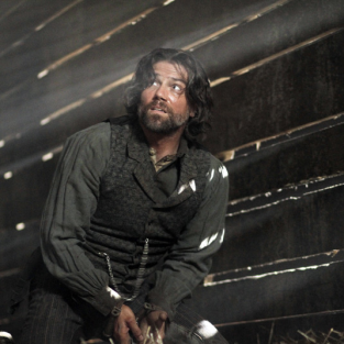 Hell on Wheels Review: The Creepy Mr. Swede