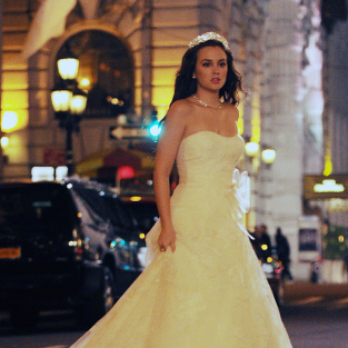 Gossip Girl Spoiler Pic: Does Blair Actually Get Married?