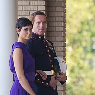 "Emmy Watch: Morena Baccarin on First Nomination, An ""Impossible Situation"" on Homeland"