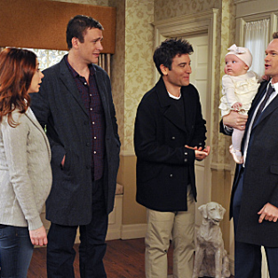 How I Met Your Mother Producer on Robin Shocker: More to Come!