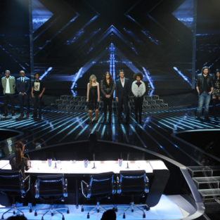 The X Factor Elimination: Two Beat It Home