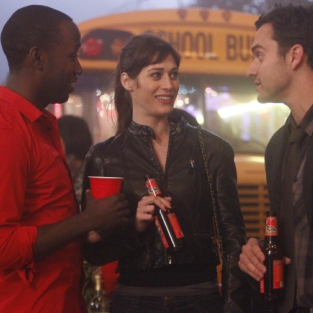 New Girl Review: Party Bus!