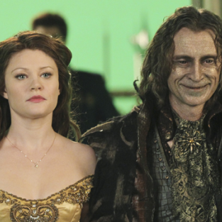 Emilie de Ravin Interview: Belle of the Once Upon a Time Ball