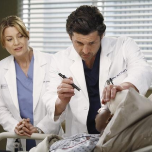 New Meredith-Derek Fight Brewing on Grey's Anatomy?