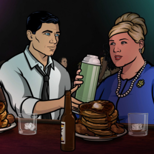 Archer: Renewed for Season 5!