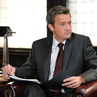 Matthew Perry to Make Return to The Good Wife