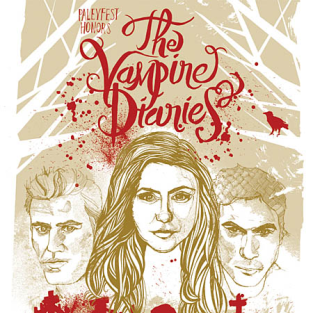 The Vampire Diaries PaleyFest Poster: Released!