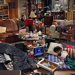 The Big Bang Theory Review: Whipped