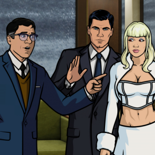 Archer Review: Robocop. Pro or con?