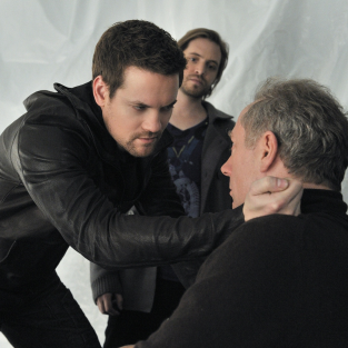 Nikita Picture Preview: Michael vs. Percy