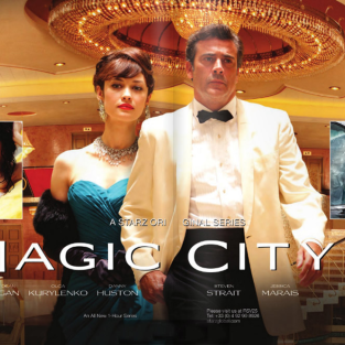 Magic City: Canceled by Starz