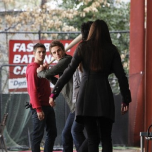 Ahead on The Vampire Diaries: Decade Dancing! Baseball! Drama!