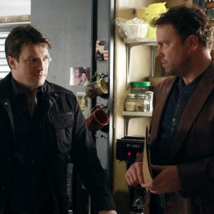 Adam Baldwin on Castle: First Look!