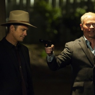 Justified Season Finale Review: It Wasn't Me, It Was The Two-Armed Man