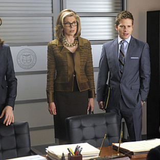 The Good Wife Review: Passing Judge-ment