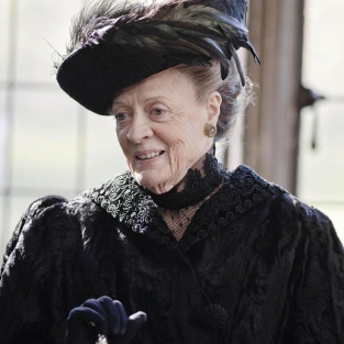 Maggie Smith to Exit Downton Abbey?