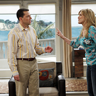 Two and a Half Men Review: Graduation