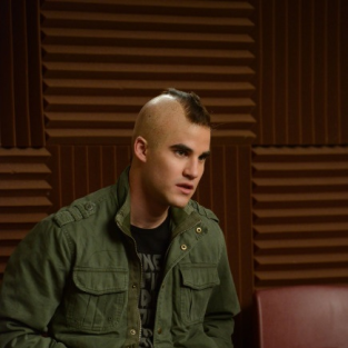 Blaine as puck