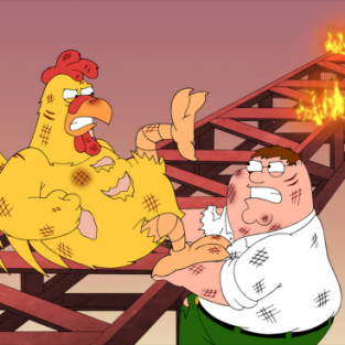 Family Guy Season Finale Review: A Horrid Affair