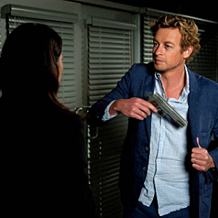 The Mentalist Season 5: Darkness Ahead