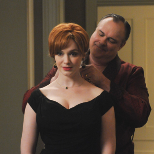 Christina Hendricks Reacts to Mad Men Storyline