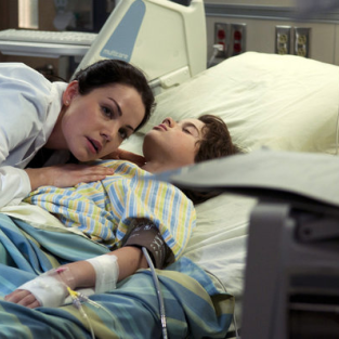 Saving Hope Review: Break On Through To The Other Side