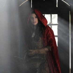 Meghan Ory Promoted to Series Regular on Once Upon a Time