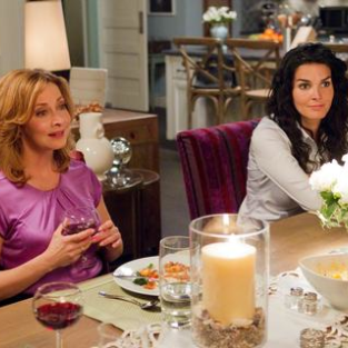 Rizzoli & Isles Interview: Sharon Lawrence on Playing Maura's Biological Mother