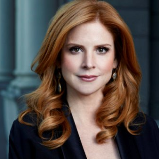 Suits Interview: Sarah Rafferty on Flashing Back, Knowing All