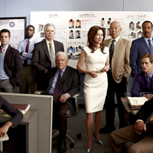 Major Crimes Review: A New Game Plan