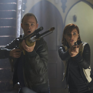Jesse and claudia are on the hunt