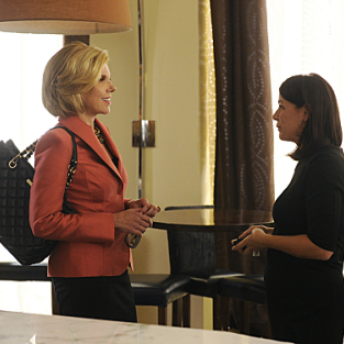 The Good Wife Season 4 Photos: Who is Maddie Hayward?