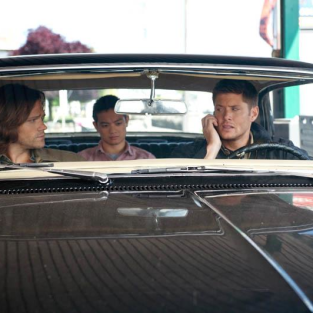 Supernatural Set Interview: Jared Padalecki on Sam and Dean's Strained Reunion