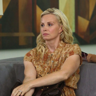 "Monica Potter Speaks on Parenthood ""Stomach-Punch"""