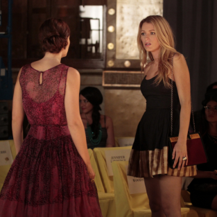 Gossip Girl Review: A Wolf in B's Clothing
