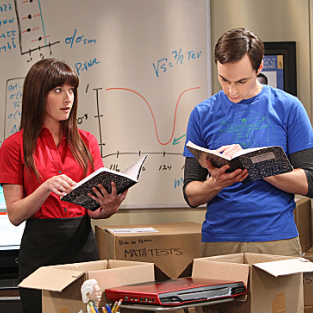 The Big Bang Theory Review: Two Moons in the Sky