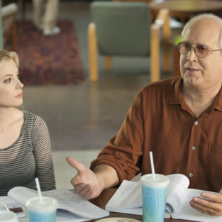 Chevy Chase Drops N-Word on Community Sets, Halts Filming
