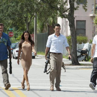 Burn Notice Review: Burning Down The House of Cards