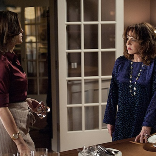 The Good Wife Picture Preview: Oh, Mother...