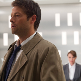 Supernatural Scoop: Misha Collins Spills on Castiel's Return from Purgatory