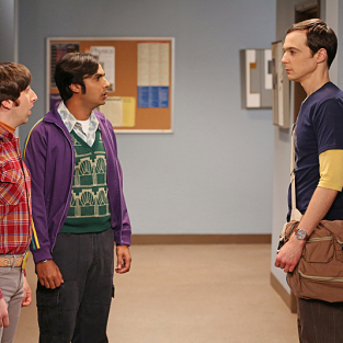 The Big Bang Theory Review: A Chicken Pecking for Corn