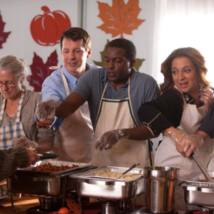 Up All Night Review: You Never Fly on Thanksgiving