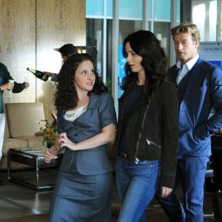 The Mentalist Review: The Red List