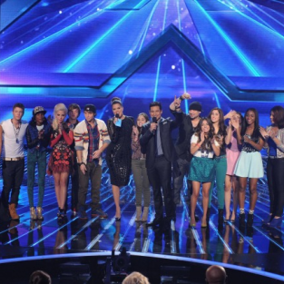 The X Factor Results: Sliced to 6